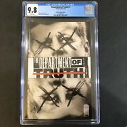 Department Of Truth 1 2020 Cgc 9.8 Proof Of Concept Variant Tynion Exclusive