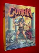 Tsr 1985 Conan - Boxed Set 7014 - Rpg Game Complete + Dice And Crayon Unused