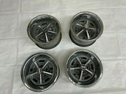 1970 Chevelle Ss Ao Code Wheels Super Sport Rims Trim Rings And Center Caps Ls6
