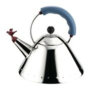 Alessi Michael Graves Kettle With Bird Whistle 8227
