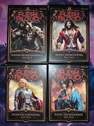 Sealed Alpha 1st Edition Welcome To Rathe X4 Bundle Flesh And Blood Hero Deck