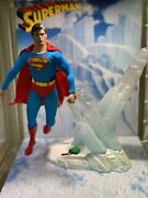 Hot Toys 1/6 Mms152 1978 Movies Superman Christopher Reeve Action Figure