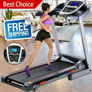 Best 3.25 Hp Electric Motorized Power Folding Running Machine Home Gym/home Pro