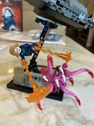 Lego 77902 Sdcc Captain Marvel And The Asis New Parts W/ Instructions No Box Read