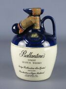 Vintage Bottle Ceramics Ballantineand039s Closed Modern Antiques Collection