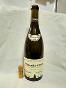 2000 Drc Romanee Conti Bottle Empty From Japan With Cork Suntory Import
