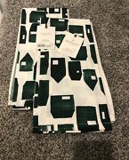 Hearth And Hand With Magnolia 2 Sets Of 2 House Joy Holiday Kitchen Dish Towels