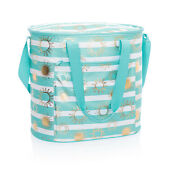 New Thirty One Round About Cooler And 2 Essential Storage Totes