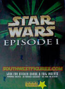 Topps Star Wars Episode I Widevision Trading Cards Sealed Green Box 1999