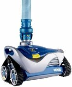 Zodiac Mx6 In Ground Suction Side Swimming Pool Cleaner Blue Gray Vacuum Robot