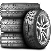 4 New Hankook Ventus V2 Concept2 245/45r20 103w Xl As A/s High Performance Tires