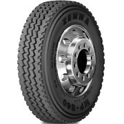 4 Tires Zenna Mp-860 255/70r22.5 Load H 16 Ply All Position Commercial