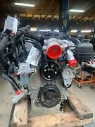 Cadillac Cts 13-14 3.0l Engine Assembly Oem Low Miles 6k