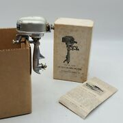 Imp Special Type D.c. Toy Outboard Boat Motor W/ Box International Models Japan