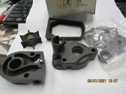 New Oem Mercury Quicksilver Complete Water Pump Kit 77177a 3