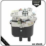 Distributor Fit For 1988-91 Honda Civic L4 1.5l 2 And 5 Prong Plugs Td01 Dst17401