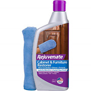 Rejuvenate Cabinet And Furniture Restorer Fills In Scratches Seals And Protects