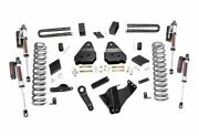 Rough Country 4.5 Suspension Lift Kit 11-14 F-250 Sd 4wd Diesel 53050