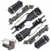 For Mercedes Ml500 Ml350 Gl320 Gl450 And Gl350 Front Rear Shock And Strut Set