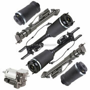 For Mercedes Ml500 Ml350 Gl320 Gl450 And Gl350 Front Rear Shock And Strut Set Tcp