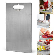Lixada 1.8mm Thick Cutting Board For Home Kitchen Cooking Outdoor L7h5
