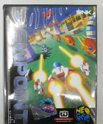 Snk Viewpoint Retro Game Software 1992 Neo Geo Ng Shooting Game Rare From Japan