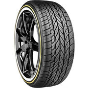 4 Tires Vogue Tyre Custom Built Radial Viii 235/55r17 99h As Performance A/s