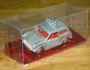 Supplied By Dinky Meccano 1966 Mini Cooper Police No250 Model Kit+display Box