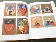 Emblems Of Honor Armor Cavalry Tank Destroyer Us Ww1 Ww2 Patch Reference Book