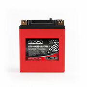 Lfp7a-bs 12v 7ah 260cca Lithium Iron Battery Lifepo4 Motorcycle Scooter Atv 50cc