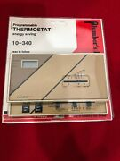 Centron The Setback Programmable Thermostat 10-340 Energy Saving