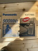 Panasonic Kx-t7885 Wireless Multi-line Phone With Caller Id For Parts