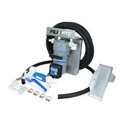 Fill Rite Stainless Steel 12v 8 Gpm Def Transfer Pump Kit, Gray Open Box