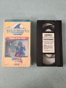 Vintage Tigersharks Power Of The Sark Vhs Tape Vcr Video Cartoon Comic Used