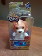 Little Live Pets Omg Pets Soft Pet Rare Collectible Beagle With Sunglasses New