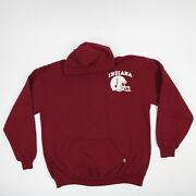 Indiana Hoosiers Russell Athletic Sweatshirt Menand039s Red Used