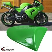 Green Rear Seat Cover Cowl Accessories For Kawasaki Zx10r 2006-2007 Motorcycle