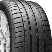 4 New Michelin Pilot Sport 4s 265/40r20 104y Xl Dc High Performance Tires