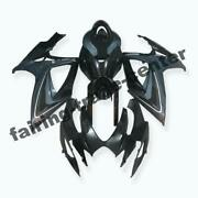 Ftc Injection Grey Plastic Fairing Fit For Suzuki 2006 2007 Gsxr 600 750 A037
