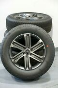 Ford 20 F150 Wheels Hankook Dynapro At2 275/60 R20 Tires 2021 New Take-offand039s