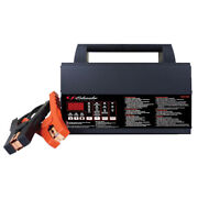 International Microprocessor-controlled 100a Battery Charger/power Supply