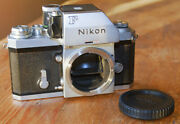 Rare Mirror Up Forscher Modified Nikon F Camera With Photomic Ftn Finder
