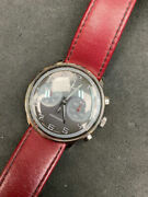 Junghans Meister Driver Chronoscope Black Effect Lacquer Dial 027/3685.00 Watch