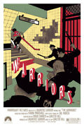The Warriors By Tomer Hanuka - Rare Sold Out Mondo