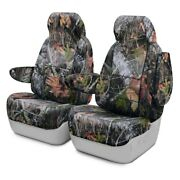 For Mg Mgb 73-80 Caltrend Mossy Oak Camo 1st Row New Brake Up Custom Seat Covers