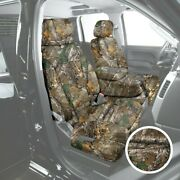 For Toyota 4runner 01-02 Canvas 1st Row Realtree Xtra Custom Seat Covers
