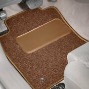 For Oldsmobile Alero 99-04 Rhino Auto Mat Carpeted 1st And 2nd Row Tan Floor Mats