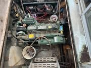 Volvo Penta Marine Diesel Engine Ad41b With A Dp A2 Outdrive With 58 Actual Hour