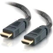 C2g 50ft Hdmi Cable - Plenum Rated - High Speed Hdmi Cable - M/m