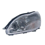 Mb2502131 Driver Side Hid Head Light Assembly